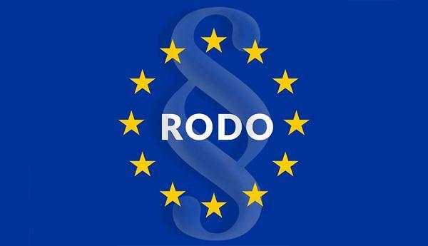 Przetwarzanie danych osobowych (RODO)
