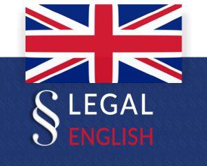 Legal English kurs