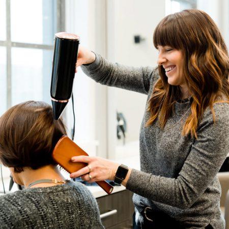 Fryzjer stylista